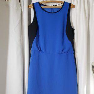 Ann Taylor Loft Colorblock Dress Size 10